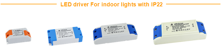 50w driver current 56W LED driver for streetlight ac dc power supply