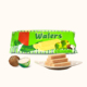 Cream Flavored chocolate Coconut Wafer Biscuits roll