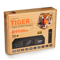 Tiger E11 Ultra free to air digital satellite receiver Full hd dvb-s2 set top box