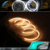 Ccfl angel eyes for bmw e36 e39 e46 projector white red blue yellow color