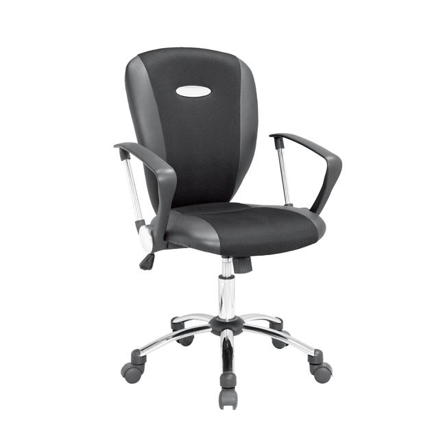 middle back hot sell desk mesh lift swivel office design mesh chair in Anji WZ-5210