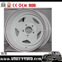 Wholesale china 4x4 manufacturer wheel rim to refitted the tire
