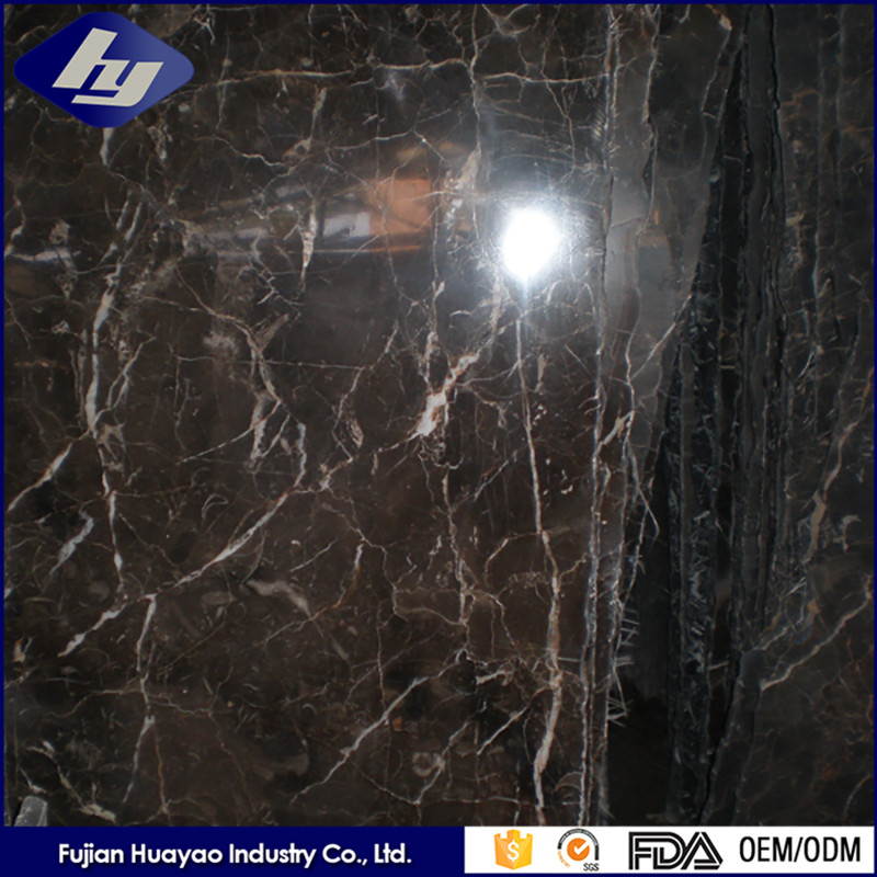 Chinese Natural Stone Black Marble Stone