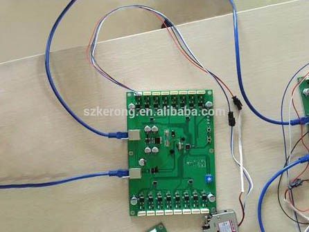 OEM factory development control board with USB cable