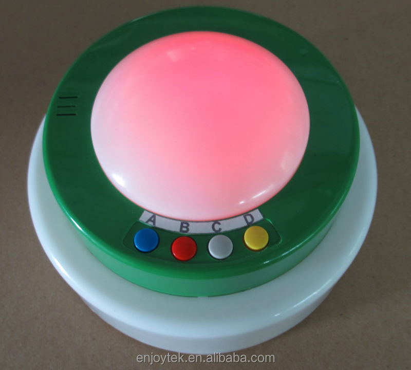 buzzer button game, no need software
