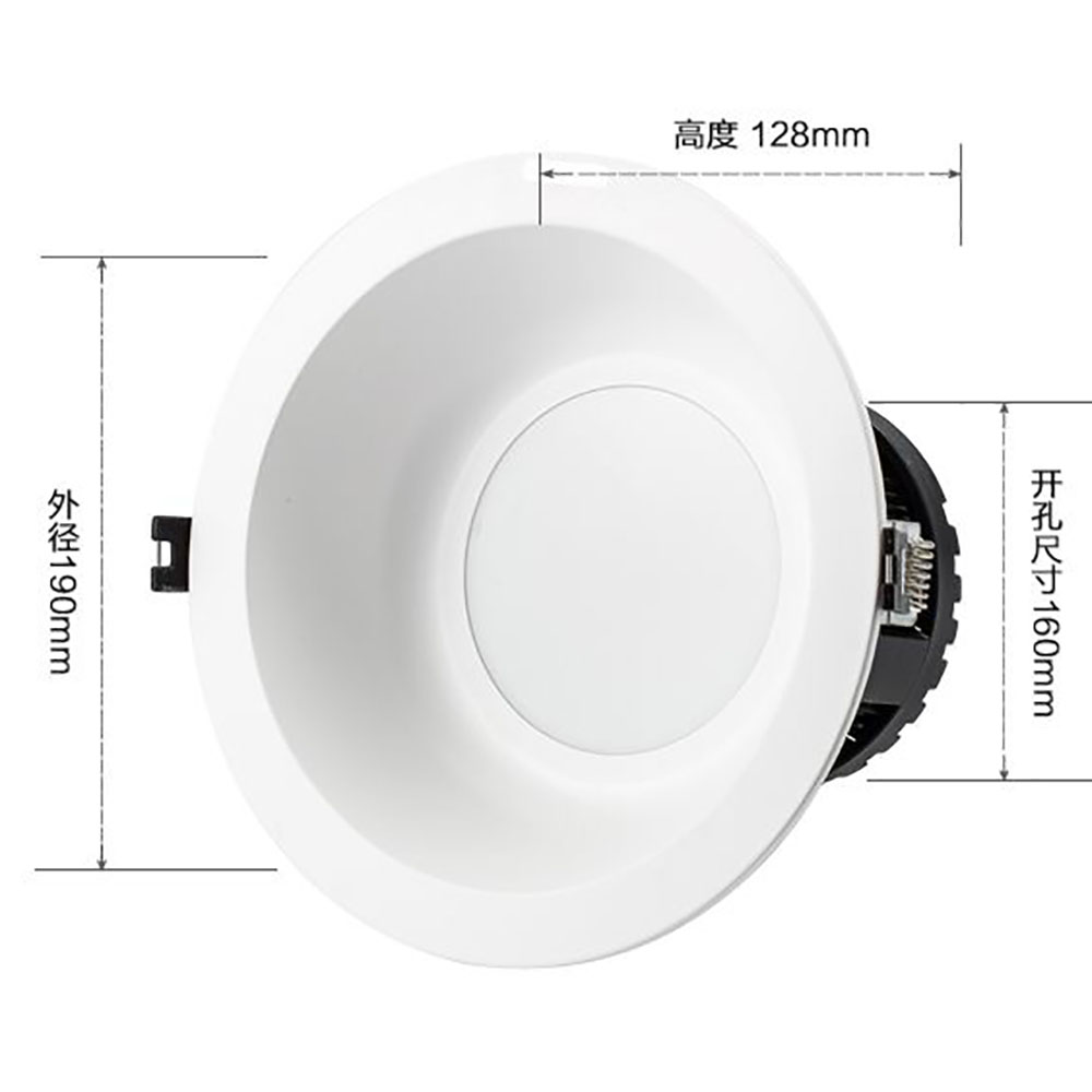hot sale & high quality 6 inch led downlight conversion With Good Service