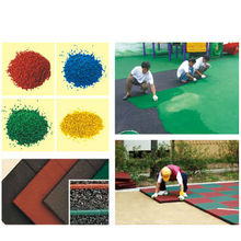 hot sales playground rubber mat for basketball filed