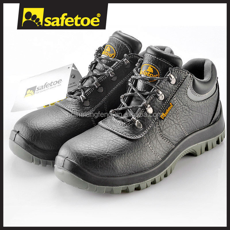 New gold chain design for men,steel toe inserts for shoes, working shoes L-7147