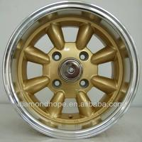 Alloy 10 inch lip Rims for Cars(ZW-YL723)