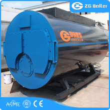 New design diesel burner boiler diesel fuel steam boiler for Nigeria