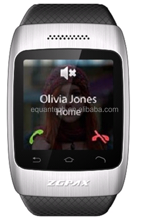 Manufacturer supply S15 Android Smart Watch MP3 MP4 watch phone with camera