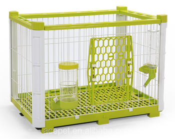 Open-Top Trendy Pet Cage