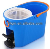 Fast shipping good quality (BLL-007) 2012 360 mop bucket