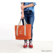 lady fashion canvas handbag at low price