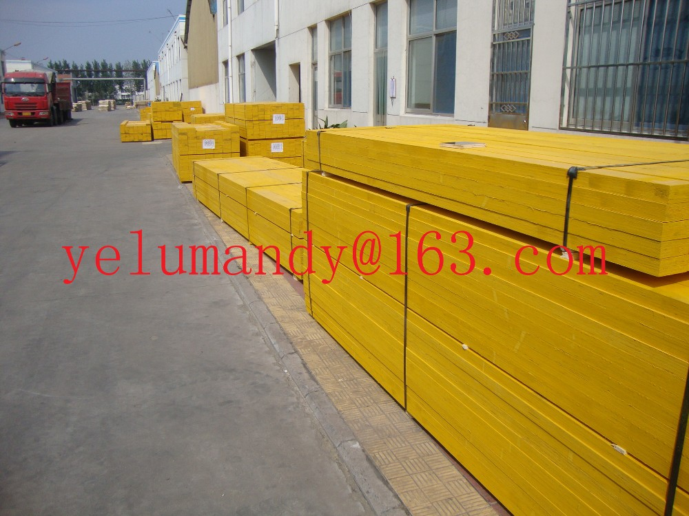 lvl scaffold board for middle east market with pine core