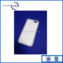 iphone 6 Shell Plastic And Soft Silicone Rubber Over Mold Rapid Prototype