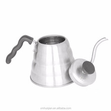 Top quality resin handle 1.2L coffee commercial tea pot