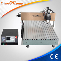 4 Axis 9060 CNC Router engraver machine for Wood Working dsp controle