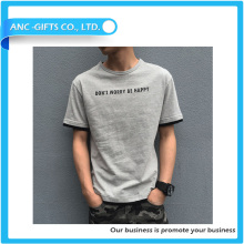 blank new fashion trend high quality low price comfortable table tennis t-shirt