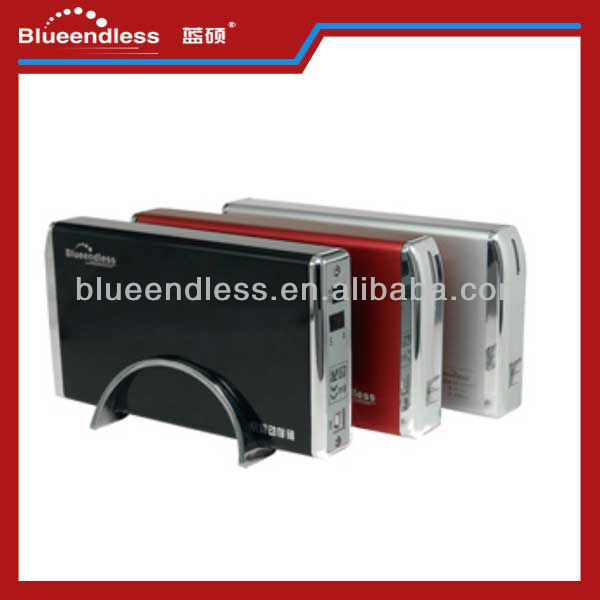 "Portable external3.5"" usb2.0 IDE SATA hdd caddy"