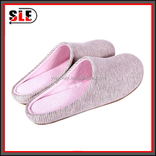 Fashion Ladies Flat Slippers Winter Soft Fancy Indoor Slippers Custom House Slippers