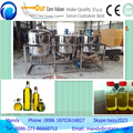Comperitive price and best selling lowest price sunflower oil refining machine