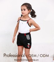 summer teen girl clothing set, little girls boutique clothing sets gaungzhou manufacture