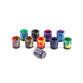Hot sale vape accessories 510 drip tip e cig mouthpiece round drip tip for atomer tank and RDA