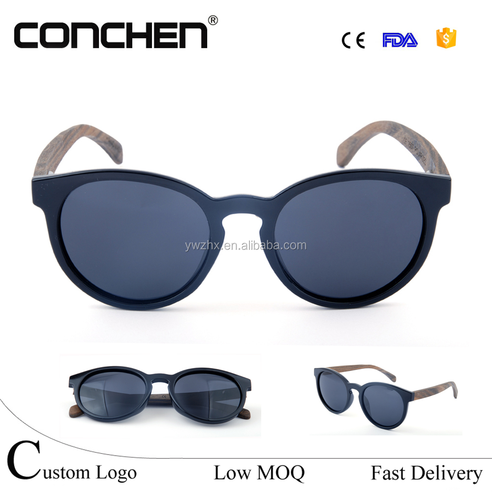 online shop china pc Ebony wood arms sunglasses china gafas/anteojos sol for women 2016