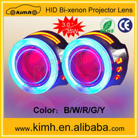 hid bi xenon projector lens for car headlight