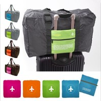 China luggage foldable travel cheap duffle bag