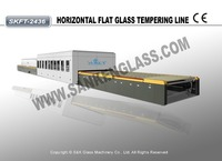Flat Tempered Glass Furnace Tempered Glass Machine Price