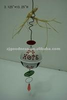 Good Sale 13''H Bells Hanging Ornament Christmas Decoration