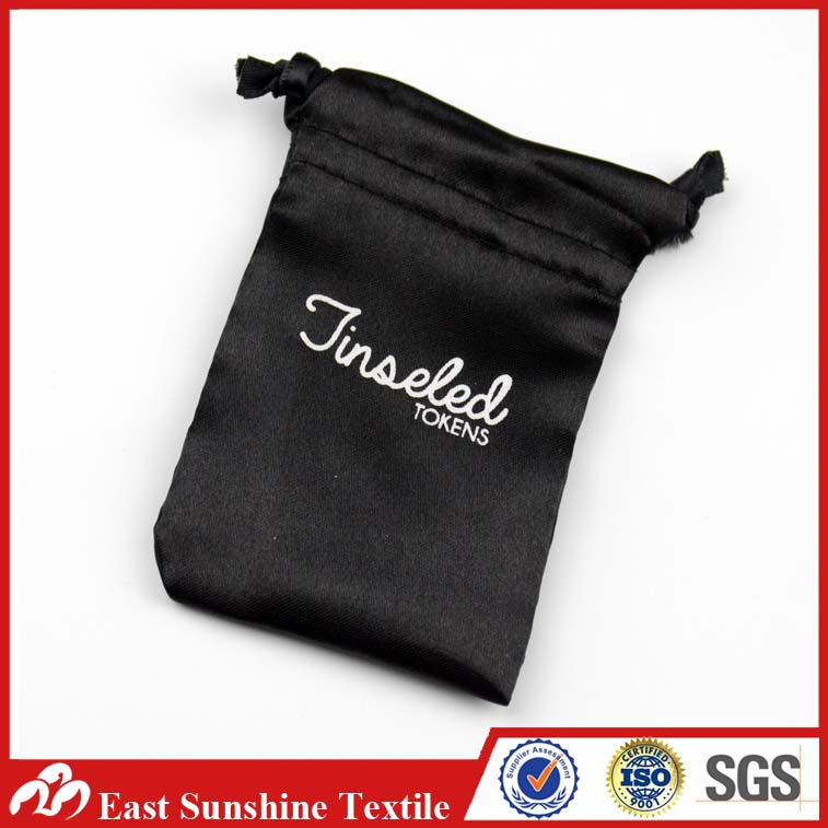 Sunglasses Cloth Bag Black