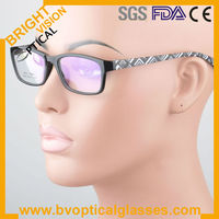 Bright Vision 8002 TR90 colorful german eyeglass frames