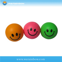 cheap wholesale customized colorful logo stress ball