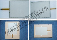 "10.4"" 5 Wire Resistive Touch Screen Panel Frame Overlay Bezel Kit"