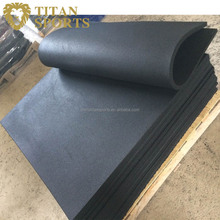 Cheap Rubber Flooring Mat / Rubber Floor Tiles For Gym Use