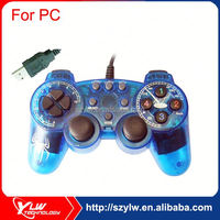 New model usb joystick,dual vibration controller