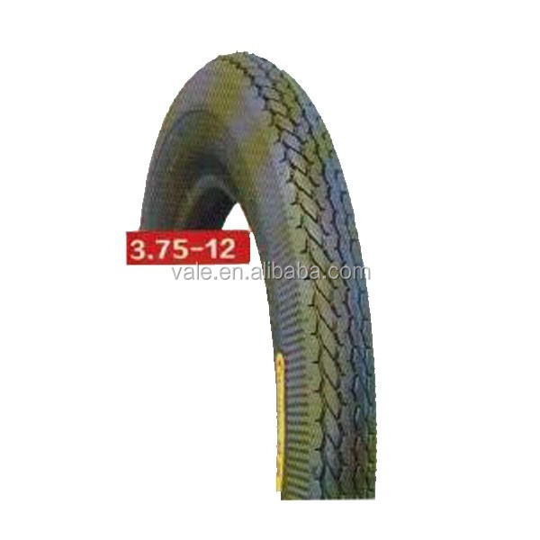 New Product Motorcycle Tire 3.75-12