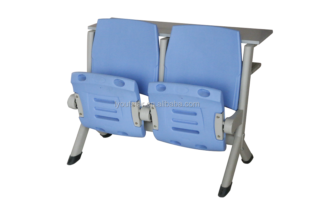 Adjustable School Furniture Price Suppliers Single School Desk and Chair