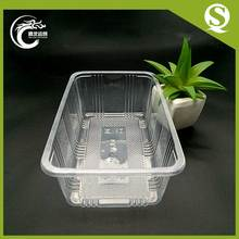 Disposable Plastic Food Grade Storage Box for Packing