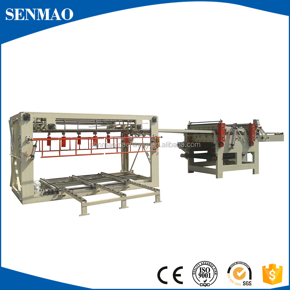 3*6-4*8 feet Automatic core veneer splicing machine/plywood composer