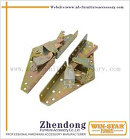 Popular Adjustable Folding Sofa Bed Backrest Mechanism