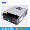 800W-4000W off grid pure sine wave hybrid solar Inverter DC to AC power inverter UPS Inverter with solar panel MPPT Controller