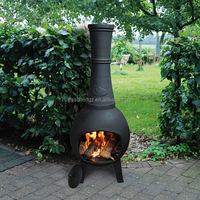 Esschert Design Cast Iron heating wood-burning stove