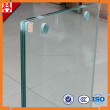 basketball board drilling tempered glass