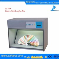 Lab Equipment Textile Color Check Light