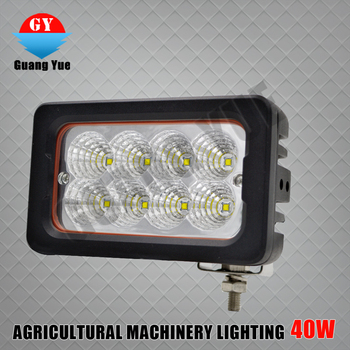 "Factory price 5.5 ""40 w led work light flood ip67 waterproof led work light truck tractor"