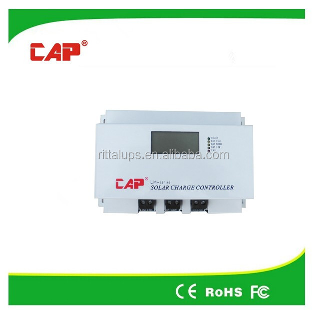 High quality MPPT 12V Solar panel <strong>charge</strong> <strong>controller</strong> 30A 40A 50A 60A 80A 100A off grid system